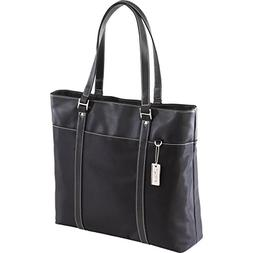 Targus Ladies Deluxe Tote Bag for 15.4-Inch Laptops, Black