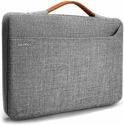 tomtoc 14 Inch Laptop Bag Sleeve for 15-inch MacBook Pro wit