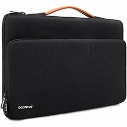 Tomtoc 360&deg Protective Laptop Sleeve Case Bag Fit For 15-