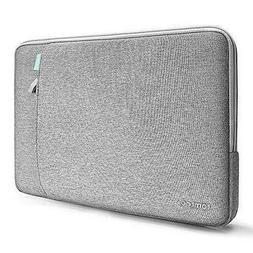Tomtoc sleeve case 13.5 gray laptop tablet inner MacBook Pro