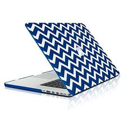 TopCase Chevron Series Ultra Slim Light Weight Rubberized Ha