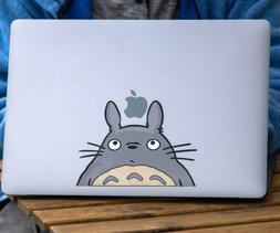 Totoro MacBook Sticker Decal MacBook Pro/Air/ ALL MODELS 200