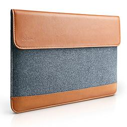 tomtoc Slim Laptop Envelope Sleeve for 2018 New MacBook Air