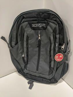 """JanSport Unisex Adult Backpacks One Size Grey Tilden 15"""" Lap"""