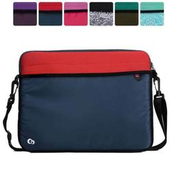 Universal 13 13.3 Inch Laptop Sleeve and Shoulder Bag Case C