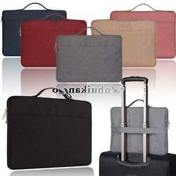 """Universal Carry Case Sleeve Bag - For 10"""" 11"""" 12"""" 13"""" 14"""" 15"""