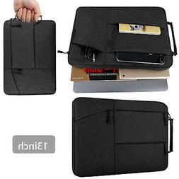 "Universal Laptop Sleeve Case Pouch Bag For 13"" Macbook Dell"