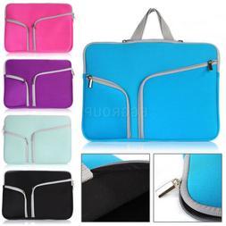 """Universal Neoprene Sleeve Carry Bag Case For 11"""" 11.6"""" 13"""" 1"""