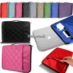 """Universal Soft Sleeve Case Hand Bag For 11"""" to 15.6"""" CHROMEB"""