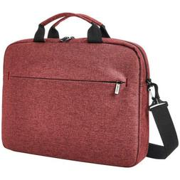 urban laptop tablet case bag 15 maroon