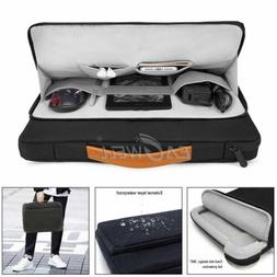 US Universal Laptop Sleeve Case Hand Bag Pouch Cover For Mac