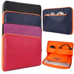 """Vangoddy Leather Laptop Sleeve Case Pouch Bag for 15.6"""" Dell"""