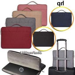 "For Various 14"" HP Chromebook EliteBook Carry Laptop Sleeve"