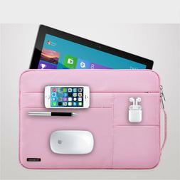 Water Proof Laptop Sleeve 11-13.3 Case Bag For iPad Macbook