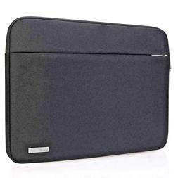 Lacdo Water Repellent Sleeve for 15-15.6 Inch Laptop Case Ba
