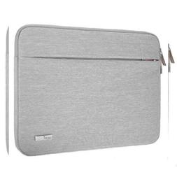 Lacdo 15 Inch Water Resistant Laptop Sleeve Case Bag Compati