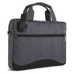 14 15 Inch Unisex Waterproof Laptop Messenger Bag Shoulder B