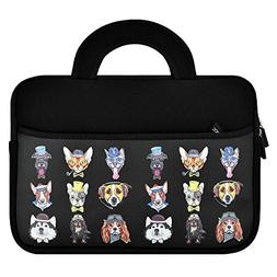 KOZMICC Water Resistant Sleeve Case Bag Pouch Cover Case  w/