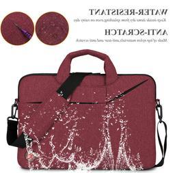 BRINCH Waterproof 13-14 Inch Laptop Messenger Shoulder Bag S