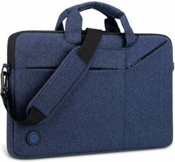 """BRINCH Waterproof 15.6"""" Laptop Messenger Shoulder Bag Sleeve"""
