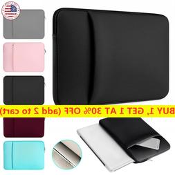 Waterproof Laptop Case Sleeve Notebook Cover Bag For MacBook