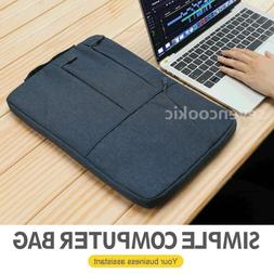 Waterproof Laptop Sleeve Case Carry Bag for Macbook Lenovo D