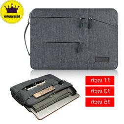 Waterproof Laptop Sleeve Case Carry Bag For Macbook Air Pro