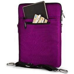 Waterproof Nylon Vertical Style 11.6-13.3 Inch Laptop Sleeve