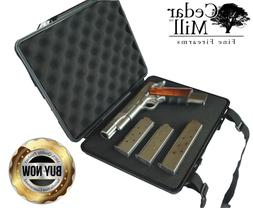 Waterproof Travel Pick & Pluck THIN Pistol Handgun Plane TSA