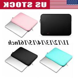 zipper laptop sleeve case laptop bags